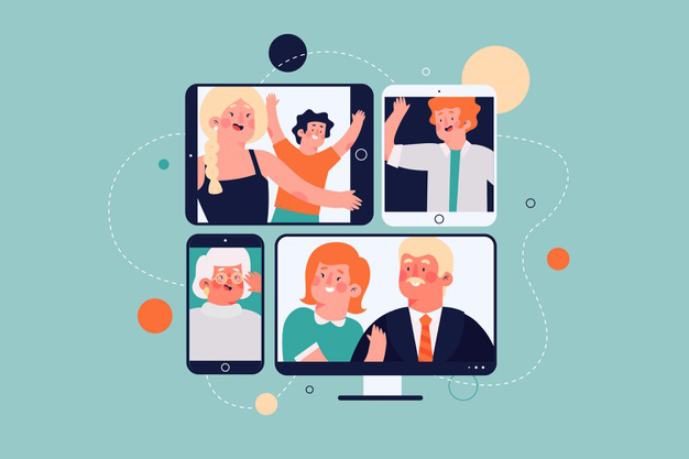 6 Tips Aman saat Video Conference